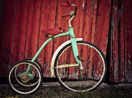 Normand tricycle (2)