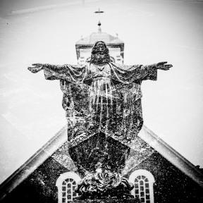 Scratched Jesus (Daniel Côté)