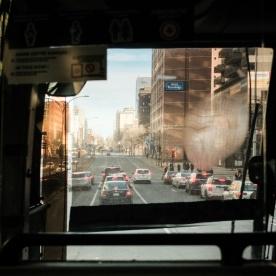 La route de Montréal