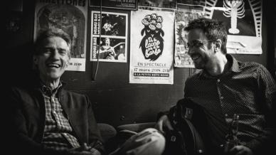 Sylvain et Mathieu