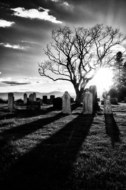 cimetière New-Richmond Gaspésie