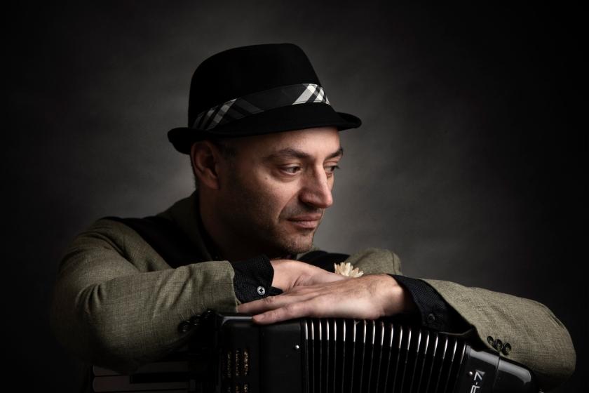 Jugoslav Petrović (par Daniel Côté)