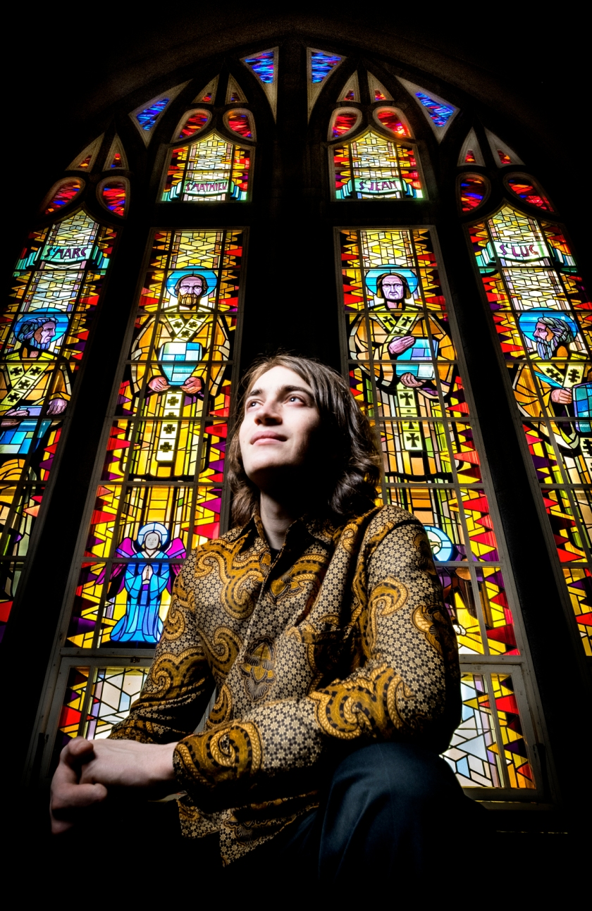 Gabriel Tousignant compositeur-organiste
